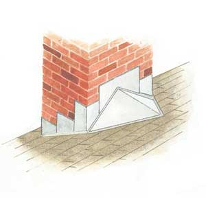 Chimney Cricket The Ins And Outs Of Waterproof Roofing