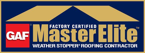 GAF Certified Master Elite Roofing Contractor - Oklahoma City Metro, Edmond, Yukon, Moore